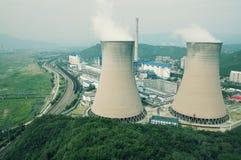 De Stad van het staal Stock Fotografie
