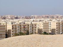 De Stad van Hurghada Stock Afbeelding