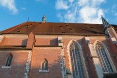De stad van ingolstadt in Duitsland Stock Afbeelding