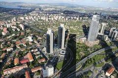 De Stad van Istanboel, Turkije Royalty-vrije Stock Afbeelding