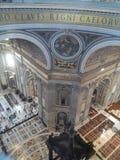 De stad van Italië Vatikaan Stock Foto