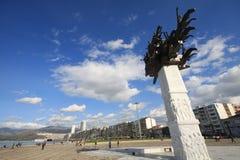 De Stad van Izmir Royalty-vrije Stock Foto's