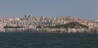 De Stad van Izmir, Turkije Royalty-vrije Stock Afbeeldingen