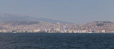 De Stad van Izmir, Turkije Royalty-vrije Stock Foto's