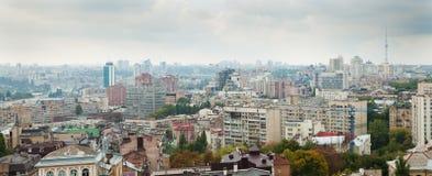 De stad van Kiev Stock Afbeelding