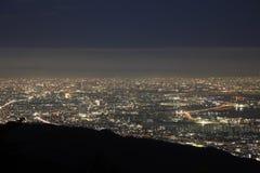 De Stad van Kobe stock foto