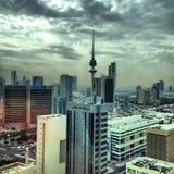 De Stad van Koeweit Royalty-vrije Stock Afbeelding
