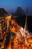 De Stad van Kolkata Stock Foto's