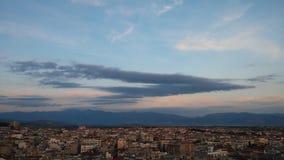 De Stad van Kozani royalty-vrije stock afbeeldingen