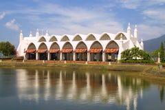 De stad van Kuah, Langkawi eiland, Maleisië Royalty-vrije Stock Afbeeldingen