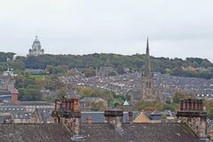 De stad van Lancaster Royalty-vrije Stock Foto's