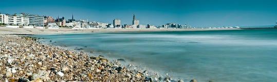 De stad van Le Havre in Normandië - Frankrijk royalty-vrije stock foto