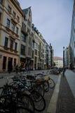 De Stad van Leipzig royalty-vrije stock afbeelding