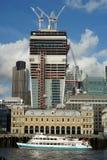 De Stad van Londen: Oude Markt Billingsgate stock foto's