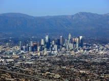 De stad in van Los Angeles Stock Fotografie
