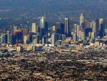 De stad in van Los Angeles 2 Stock Afbeelding