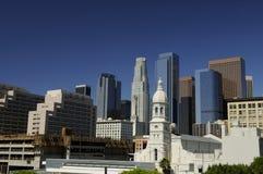 De Stad van Los Angeles Royalty-vrije Stock Afbeeldingen