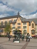 De Stad van Luxemburg Royalty-vrije Stock Fotografie