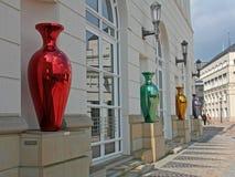 De Stad van Luxemburg Stock Afbeelding