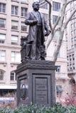 De Stad van Madison Square Park - van New York stock fotografie