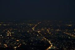 De stad van MAI van Chiang van de wolkenkrabber Royalty-vrije Stock Foto's