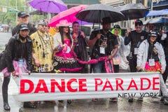 De Stad van Manhattan, New York, 19 Mei, 2018 - Jaarlijkse de Dansparade van New York royalty-vrije stock afbeeldingen