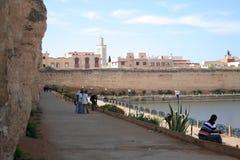 De Stad van Meknes Royalty-vrije Stock Foto's
