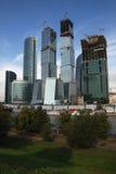 De stad van Moskou Royalty-vrije Stock Afbeelding