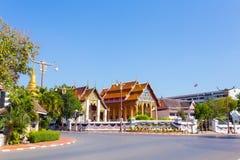 De stad van Nan ` s Thailand Royalty-vrije Stock Fotografie