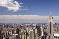 De Stad van New York Royalty-vrije Stock Fotografie