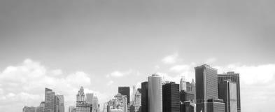De Stad van New York Royalty-vrije Stock Foto's