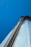 DE STAD VAN NEW YORK - 3 OKTOBER: Één World Trade Center Royalty-vrije Stock Foto's
