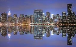 De Stad van New York Stock Foto