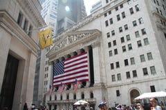 De Stad van New York Stock Fotografie