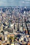 De Stad van New York, de V Royalty-vrije Stock Foto's