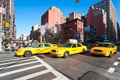 De Stad van New York, de V.S. Royalty-vrije Stock Afbeeldingen
