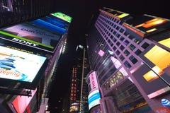 De STAD van NEW YORK, de V.S. - Times Square Royalty-vrije Stock Fotografie