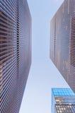 De Stad van New York - Manhattan Royalty-vrije Stock Afbeeldingen