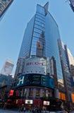 De Stad van New York van het Times Square Royalty-vrije Stock Afbeeldingen