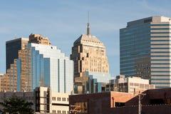 De stad van Oklahoma Royalty-vrije Stock Fotografie
