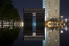 De stad van Oklahoma Royalty-vrije Stock Afbeelding