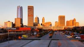 De Stad van Oklahoma Stock Foto