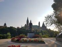 De stad van Ottawa royalty-vrije stock afbeeldingen