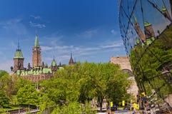 De Stad van Ottawa stock foto's