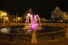 De stad van Padua in Italië PADUA Stock Afbeelding