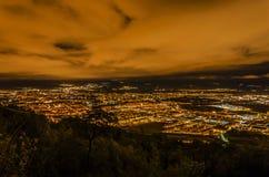 De stad van Pamplona Royalty-vrije Stock Afbeelding