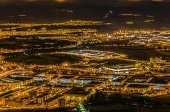 De stad van Pamplona Royalty-vrije Stock Foto