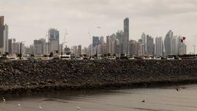 De Stad van Panama Royalty-vrije Stock Fotografie