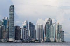 De Stad van Panama, Panama Royalty-vrije Stock Foto's