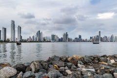 De Stad van Panama, Panama Royalty-vrije Stock Afbeeldingen